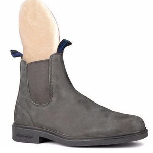 Blundstones the Winter chisel toe
